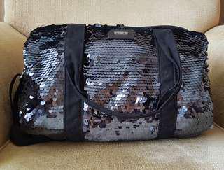 VICTORIA'S SECRET Pink weekender gym bag