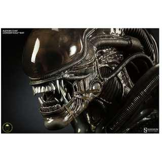 Sideshow Collectibles Alien Big Chap Legendary Scale Bust Brand New Sealed