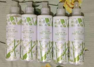 MARKS N SPENSER BODY LOTION