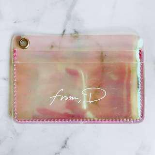Holographic Card Case