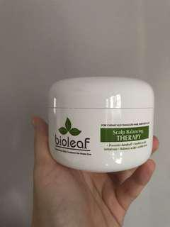 Bioleaf scalp balancing therapy