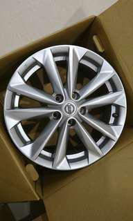 Pre FL Nissan Qashqai 1.2 Turbo Rim