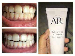 Whitening Non-peroxide Toothpaste from US 110grams