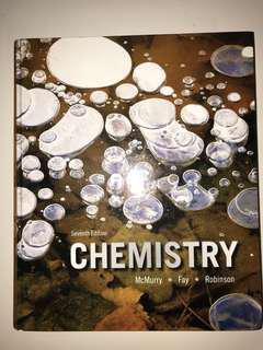 Chemistry by McMurry, Fay & Robinson - 7th edition