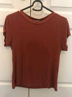 American Eagle Copper T-shirt