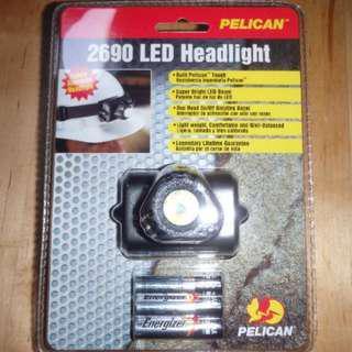 Pelican 2690 LED Headlight