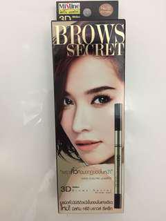 Mistine Brows Secret brow set