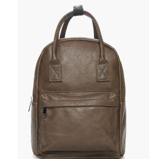 Parisian Ladies Zyma Backpack (Brown)