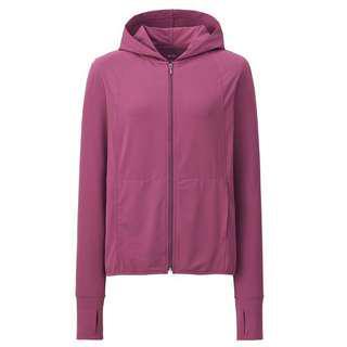 UNIQLO Sports AIRism Hoodie/ Jacket