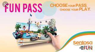 Sentosa Fun Pass Eticket