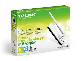 TP Link 150Mbps High Gain Wireless USB adapter