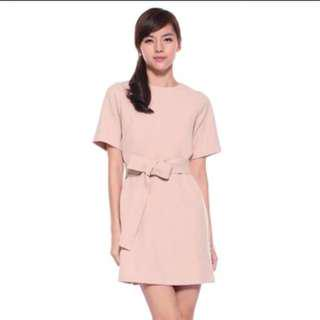 LOVE BONITO DARNISHA SHIFT DRESS