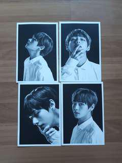 BTS V TAEHYUNG FACE PHOTO COLLECTION