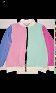 authentic omighty polly pocket bomber jacket