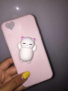 Squishy phone case