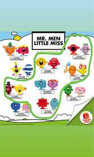 Mc Donald Little Miss Mc Donald Toys