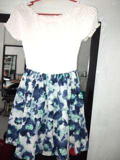 Dress mix flower