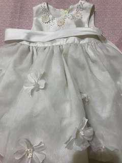 Baptismal Dress with Hat