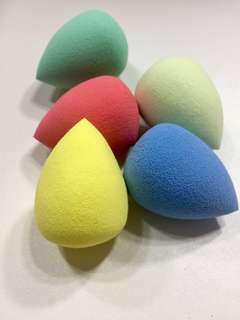 Drop Shaped Beauty Blender Sponge