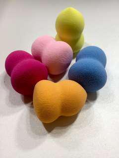 Gourd Shaped Beauty Blender Sponge