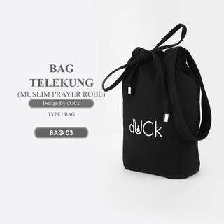 TELEKUNG BAG by DUCK