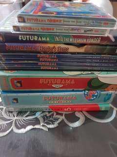 Futurama Collections