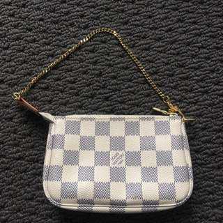 Authentic Louis Vuitton Mini Pochette