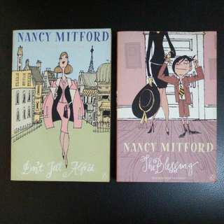 Don't Tell Alfred and The Blessing by Nancy Mitford