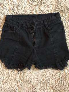 SHORT SHORTS BANGKOK waist 24 used once