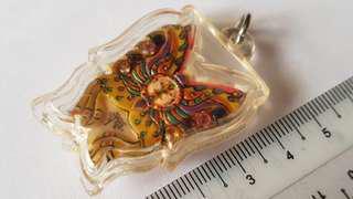 Kruba Krissana early batch salika amulet 6