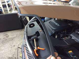 KIA Sorento👉2018 Installed Protection against collision