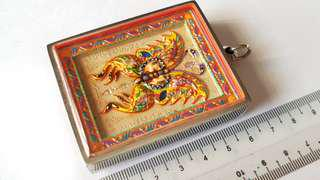 Kruba Krissana early batch amulet 7