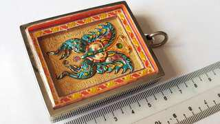Kruba Krissana early batch amulet 8