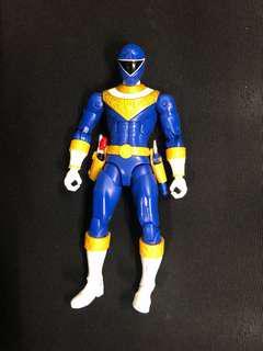 Power Rangers Legacy Zeo - Blue Zeo Ranger