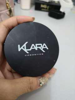 Klara cosmetics pressed powder