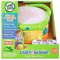 Brand new Leap Frog Learn & Groove Color Play Drum