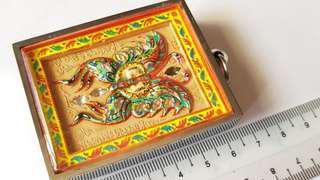Kruba Krissana early batch Rare tiger amulet 9