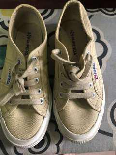 Authentic Superga sneakers
