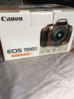 BNIB Canon eos 1100D