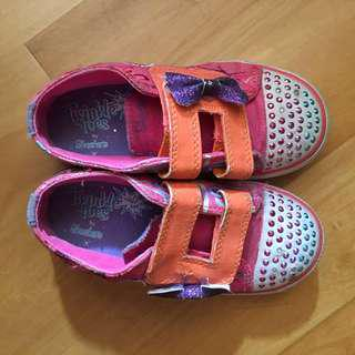 Sketchers twinkle toes(light up)