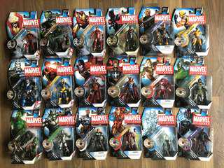 Marvel Universe series 3 Cyclops and more (3 3/4 size)