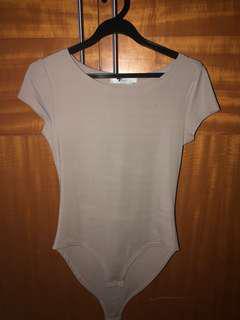 TEMT Tan Bodysuit