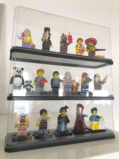 Full Set Lego Movie Minifigure