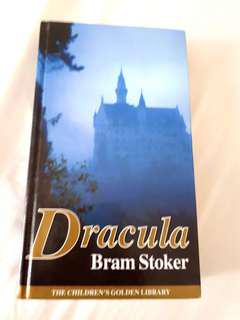 Dracula Bram Stoker hard cover book in excellent  condition
