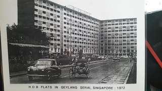 HDB flat in Geylang Serai 70s