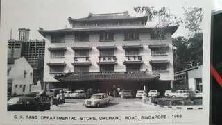 C.K Tangs Departmental Store 1968