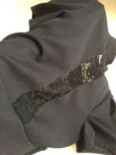 Zara Lace Top 上衣 (包郵)