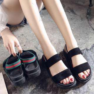 Roman Sandals Style