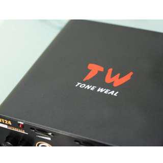 Tone Weal UT24 USB Audio Interface