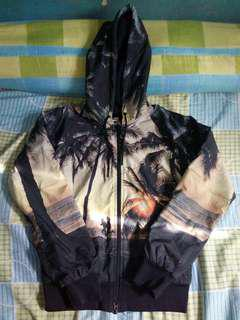 Nike jacket small